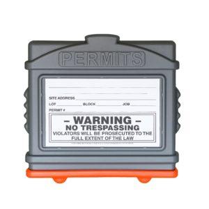 EZ Permit Box (Standard)